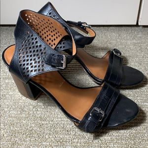 Marc By Marc Jacobs Perforated Leather heels EUC